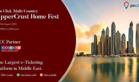 Pin Click to host the 1st edition of UpperCrust on 15th August: Focus on GCC & India