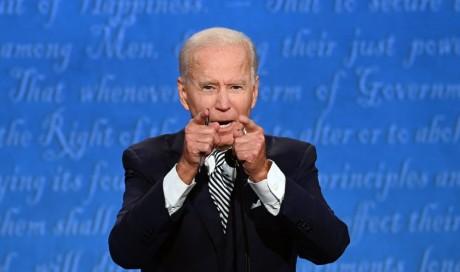 Biden: Trump refusal to concede \'an embarrassment\'
