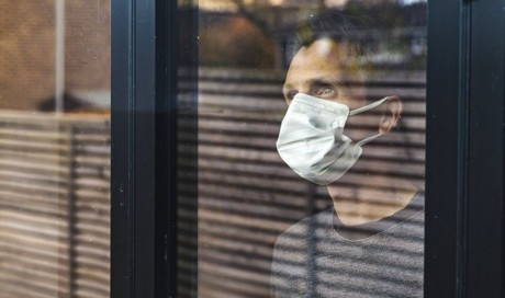 Covid infections in England fall by 30% over lockdown - React study