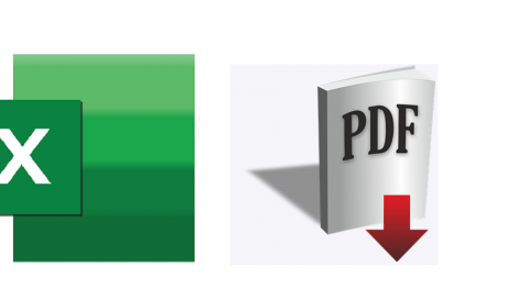 Convert Excel Files to PDF, GogoPDF, Excel to PDF