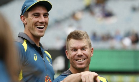 Australian cricketers caught by India ban fly home