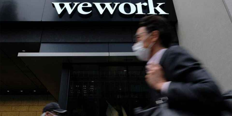 WeWork reports $2bn loss ahead of stock market debut