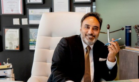 360 Nautica's CEO and chairman Featured in Forbes India for the Challengers Powerlist