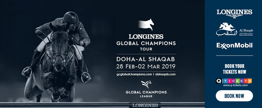 Longines Global Champions Tour 2019